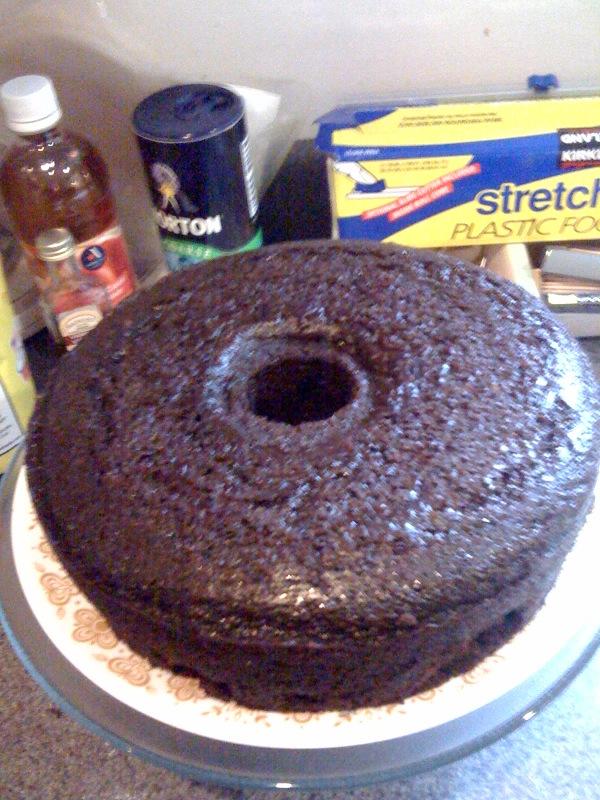 Amanda Hesser Chocolate Dump It Cake